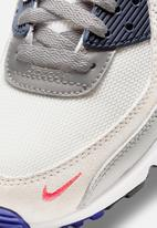 Nike - Air Max 90 SE - pearl grey/sport turq-summit white-black