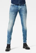 G-Star RAW - Lancet skinny-elto pure superstretch - blue