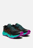 Asics - Fujitrabuco lyte - black/baltic jewel
