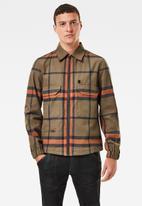 G-Star RAW - Xpo jacket - brown