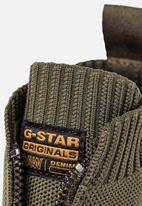 G-Star RAW - Tacoma zip - combat