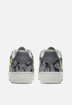 Nike - Air Force 1 '07 LX - lt smoke grey / smoke grey-electric green