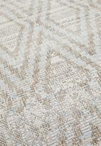 Hertex Fabrics - Drift rug - mirage  (160x230)