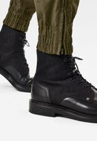 G-Star RAW - 3d relaxed cuffed trainer