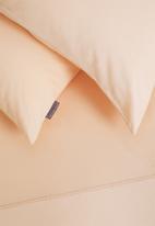 T-shirt Bed Co. - T-shirt cotton duvet cover set - rosewater
