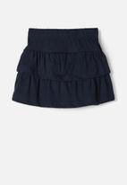name it - Vegas top & skirt set - blue
