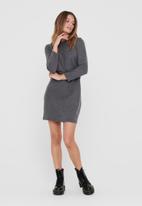 Jacqueline de Yong - Gigi dress - grey