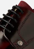 G-Star RAW - Vacum shoe - dark fig