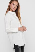 Jacqueline de Yong - Troja shirt - white