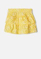 name it - Vegas top & skirt set - white