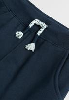 MANGO - Mateop trousers - navy