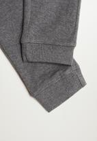 MANGO - Mateop trousers - dark grey