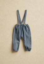 MANGO - Dani trousers - blue
