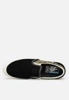 Vans - Ua classic slip-on sf - (michael february) black/olive