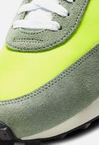 Nike - Nike daybreak  - limelight/electro orange-healing jade