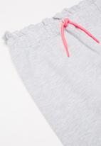 Converse - Converse paper bag tapered pant - grey