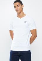 Aca Joe - Aca joe V-neck T-shirt - white