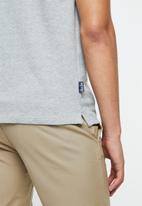Aca Joe - Aca joe small logo golfer - grey