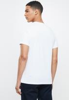 Aca Joe - Aca joe crew neck t-shirt - white