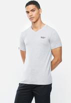 Aca Joe - Aca joe Vneck T-shirt - grey