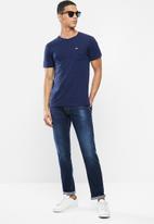 Aca Joe - Aca joe pocket t-shirt - navy