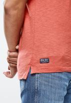 Aca Joe - Aca joe pocket t-shirt - red
