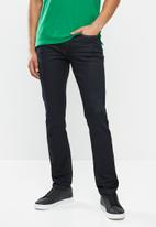 POLO - Polo pjc London slim leg denim - dark blue