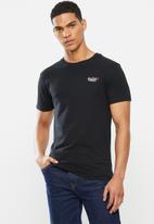 Aca Joe - Aca joe crew neck T-shirt - black