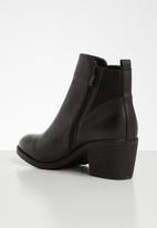 Superbalist - Jordyn chelsea boot - black