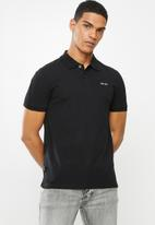 Aca Joe - Aca joe small logo golfer - black
