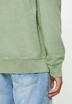 Levi's® - Authentic logo crew neck - green