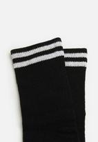 POP CANDY - Sport socks - black & white