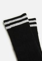 POP CANDY - Boys basic socks - black