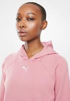 PUMA - Evostripes hoodie - pink