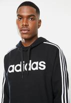 adidas Originals - 3 Stripes pullover - black