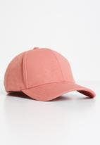 Rubi - Hailey structured cap - coral