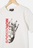 Free by Cotton On - Co-lab tee - white