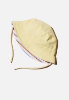 Cotton On - Reversible bucket hat - multi