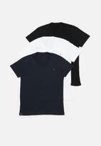 Replay - Replay 3 pack T-shirt V-neck - multi