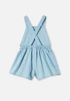 Cotton On - Tilly playsuit - blue
