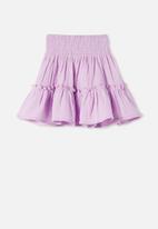 Cotton On - Luisa skirt - purple