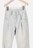 Cotton On - Rosita balloon leg jean - light blue