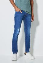 Superbalist - Boston slim up jeans - blue