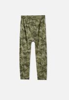 Free by Cotton On - Lennie pants - green