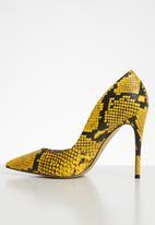 ALDO - Stessy court - yellow & black
