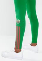 adidas Originals - Foundation long tights - green