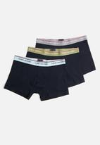 Tommy Hilfiger - 3 Pack wb trunk - multi
