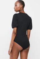 Glamorous - Avios bodysuit - black