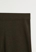 MANGO - Trousers sorrento - khaki