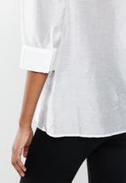 Glamorous - Cindy top - white